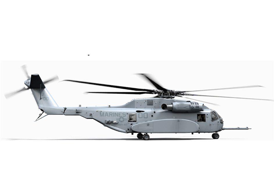 Veraxx Awarded CH-53K LRIP CFTD No. 1 Upgrade
