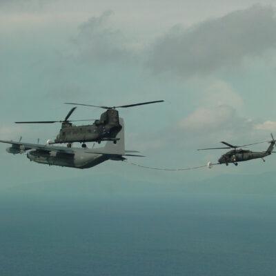 Veraxx Awarded MH47-G upgrades supporting ARSOAC aviator training.