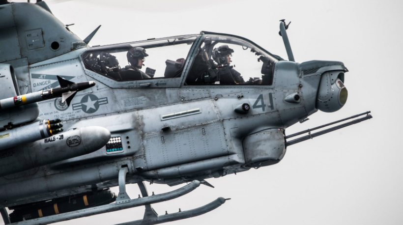 Veraxx Awards Aechelon Technology Contract for Multi-user Mixed Reality Image Generators for the U.S. Marine Corps AH-1Z Viper and UH-1Y Venom Deployable Mission Rehearsal Trainers